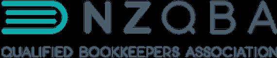 New Zealand Qualified Bookkeepers Association (NZQBA) logo