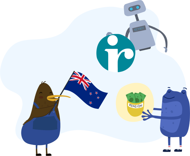 KeyPay is tailored to meet NZ legislation requirements