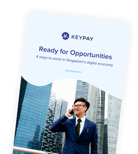 KeyPay Ready For Opportunities guide