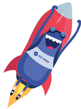 Bertie rocket illustration