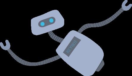 KeyBot wave
