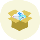 All in one payroll software icon