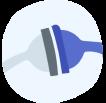Integration with Xero icon