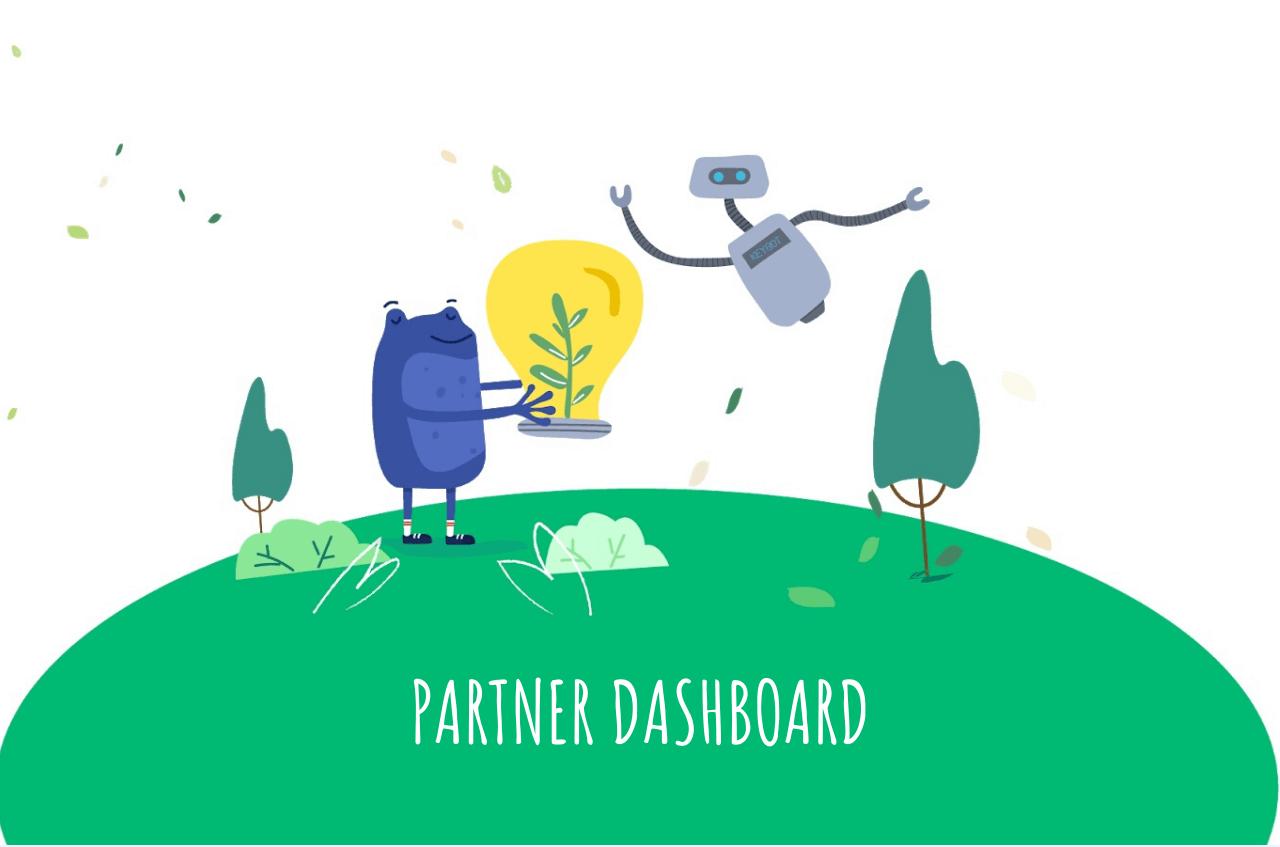 KeyPay's partner dashboard allows bureaus to grow their business