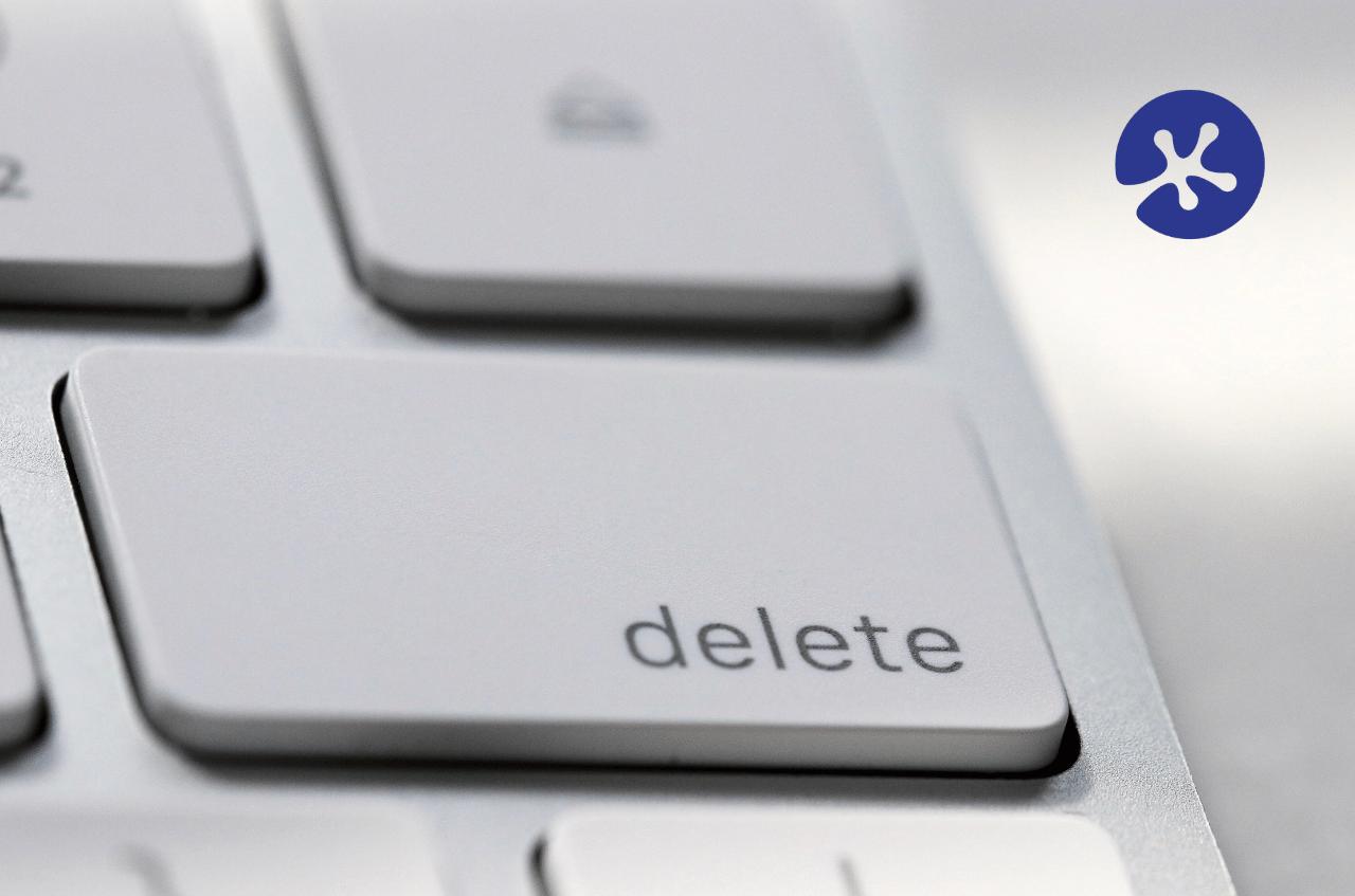 Restore deleted settings in KeyPay