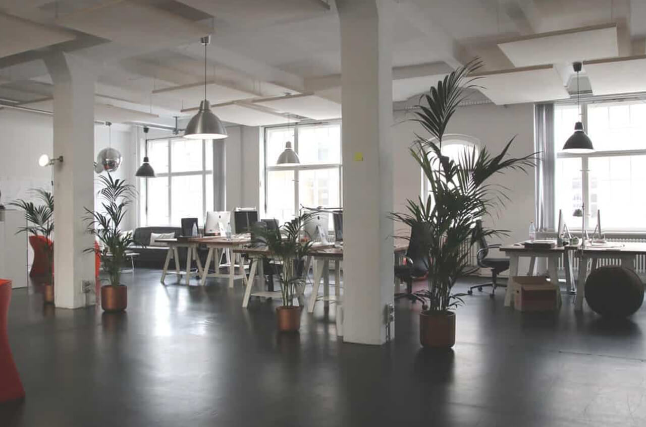 Relocating office
