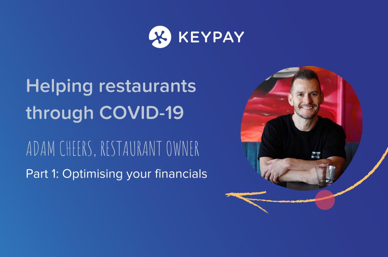 Optimising your restaurant's financials