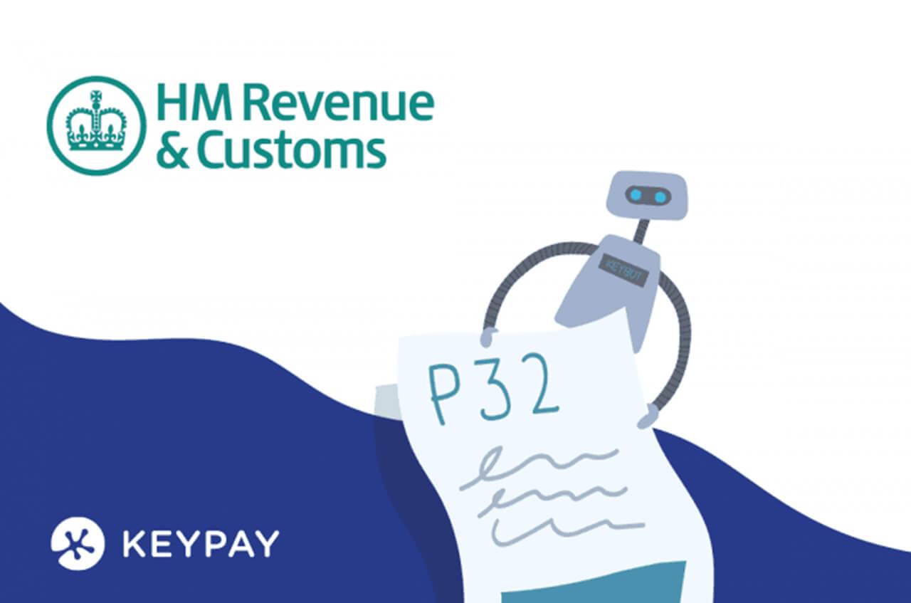 KeyPay UK simplifies P32 reporting
