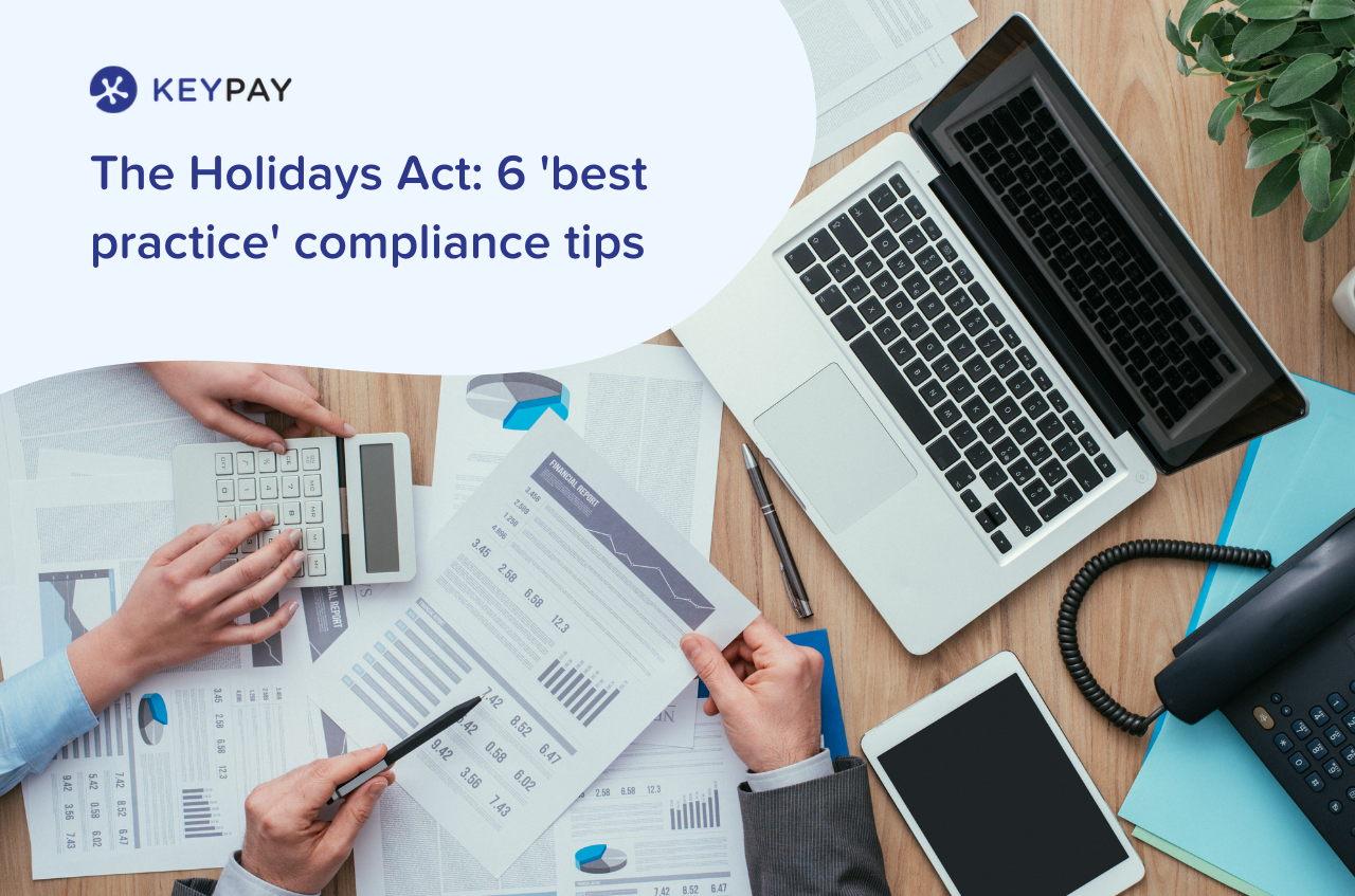 Holidays Act business compliance