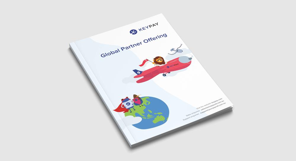 KeyPay Global Partner Offering 2021 cover