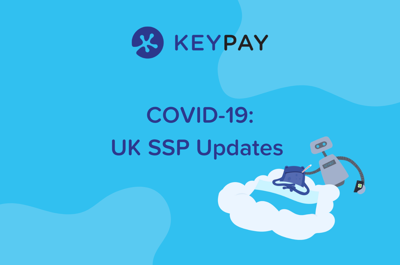 SSP UK Updates due to COVID-19