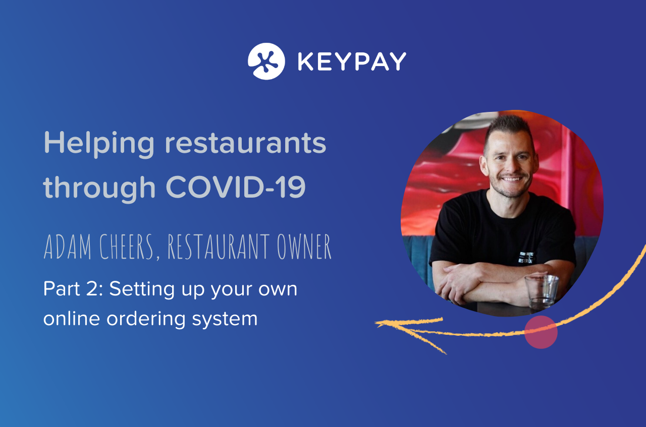 Setting up your own online ordering system