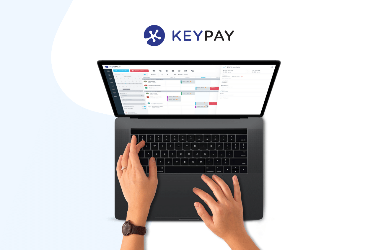 Restricted users in KeyPay