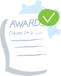 New award rules for annual wage arrangements