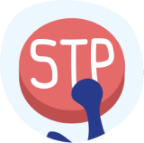 Single Touch Payroll (STP) icon