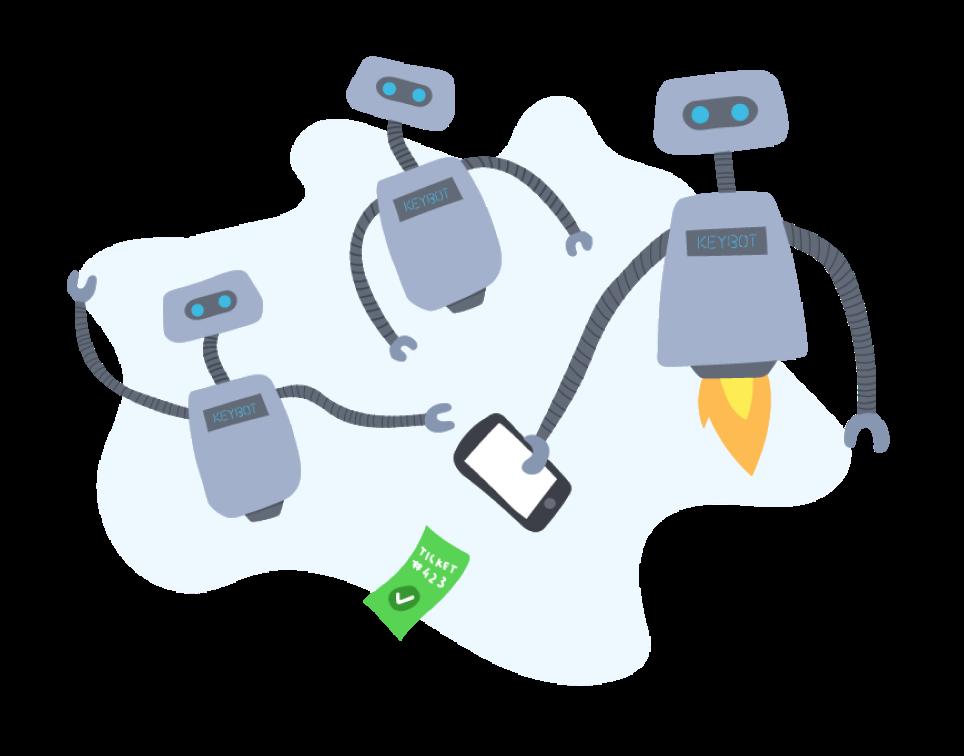 contact keybot