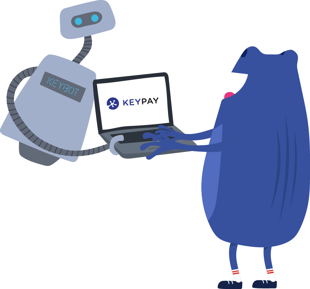 Creating a roster with KeyPay