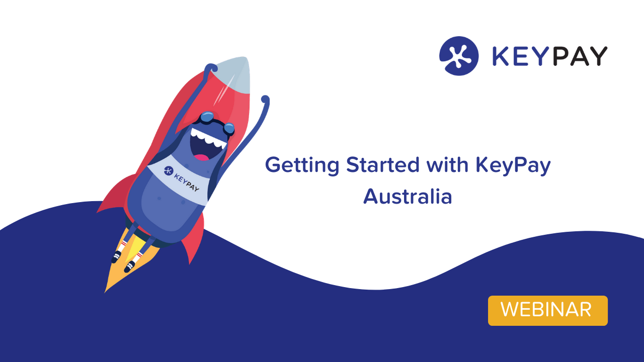 Getting started with KeyPay video thumbnail