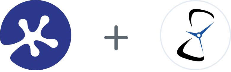 KeyPay and TimeSite Pro logos