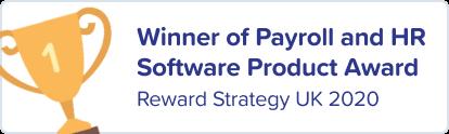 Reward Strategy Award 2020