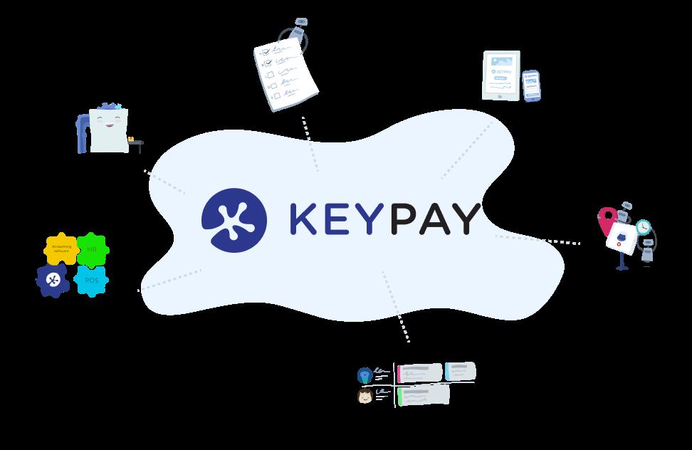 auto enrollment keypay