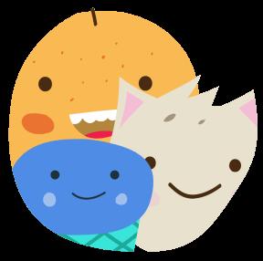 Happy employees illustration