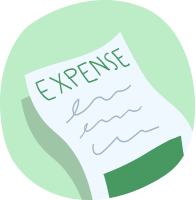 Expense icon