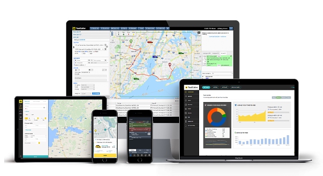 TaxiCaller is a complete solution for your taxi business