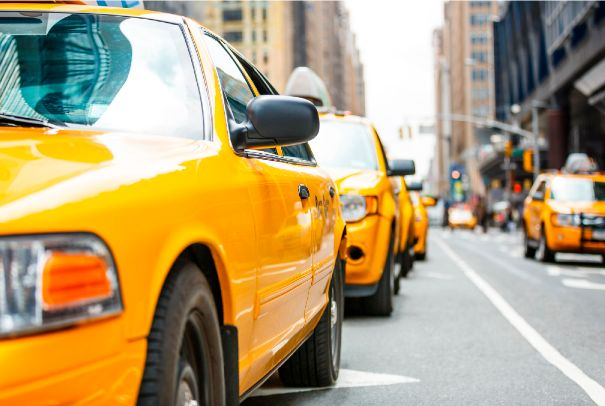 Dispatch system, solution for taxi companies.