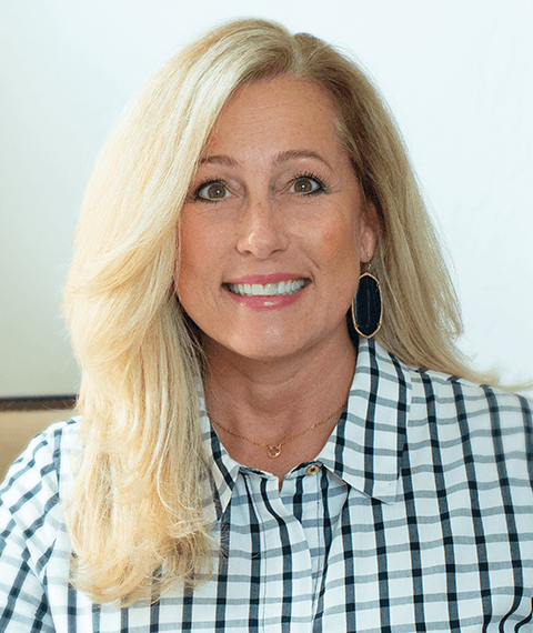 A headshot of E'Shaina Harned, the Founder of Arrow Senior Living Advisors