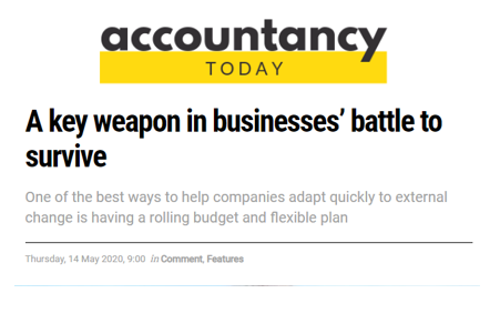 A key weapon in businesses' battle to survive
