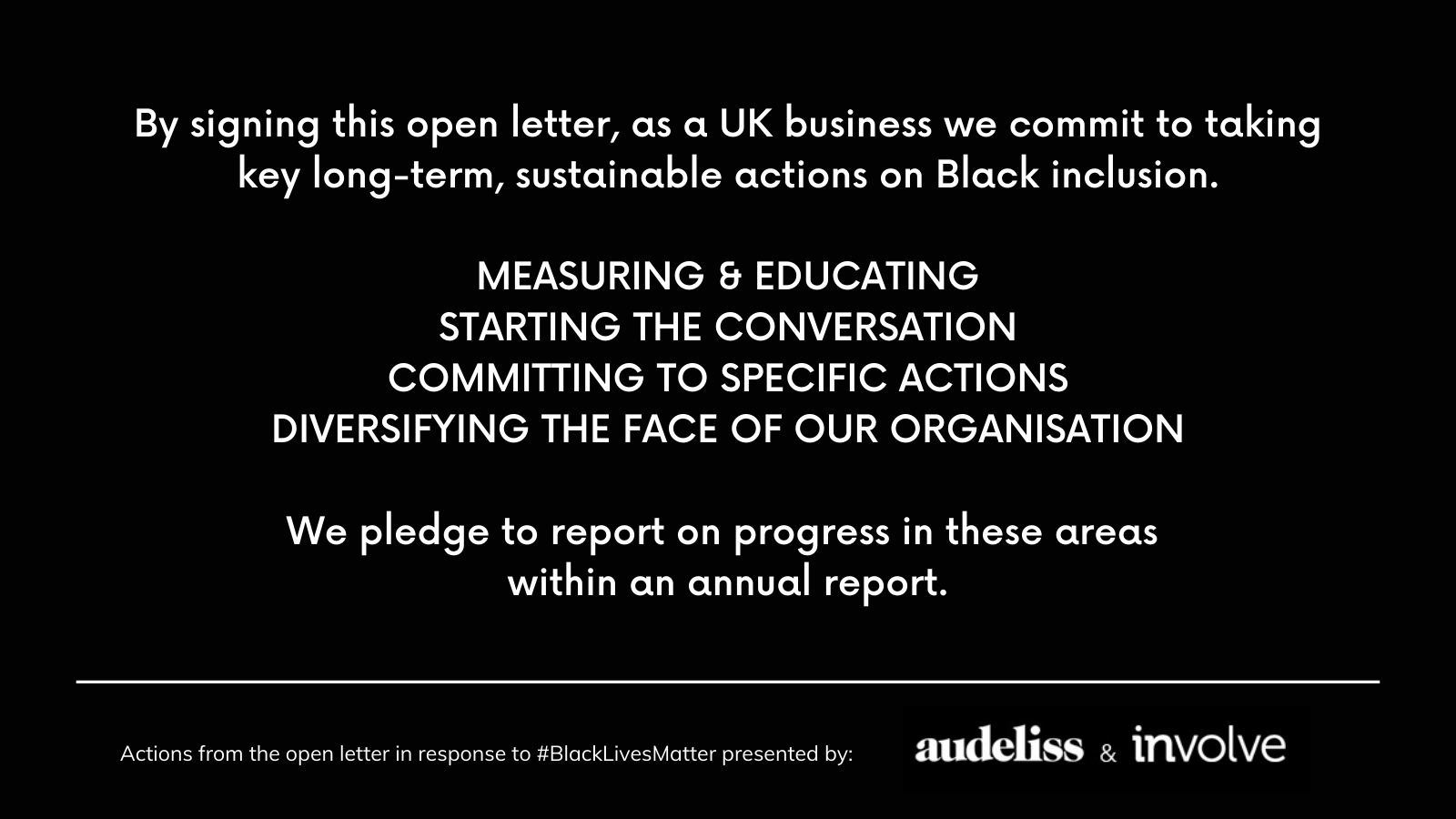 Metapraxis joins over 60 UK Business leaders to sign letter demanding action on Black inclusion in response to #blacklivesmatter