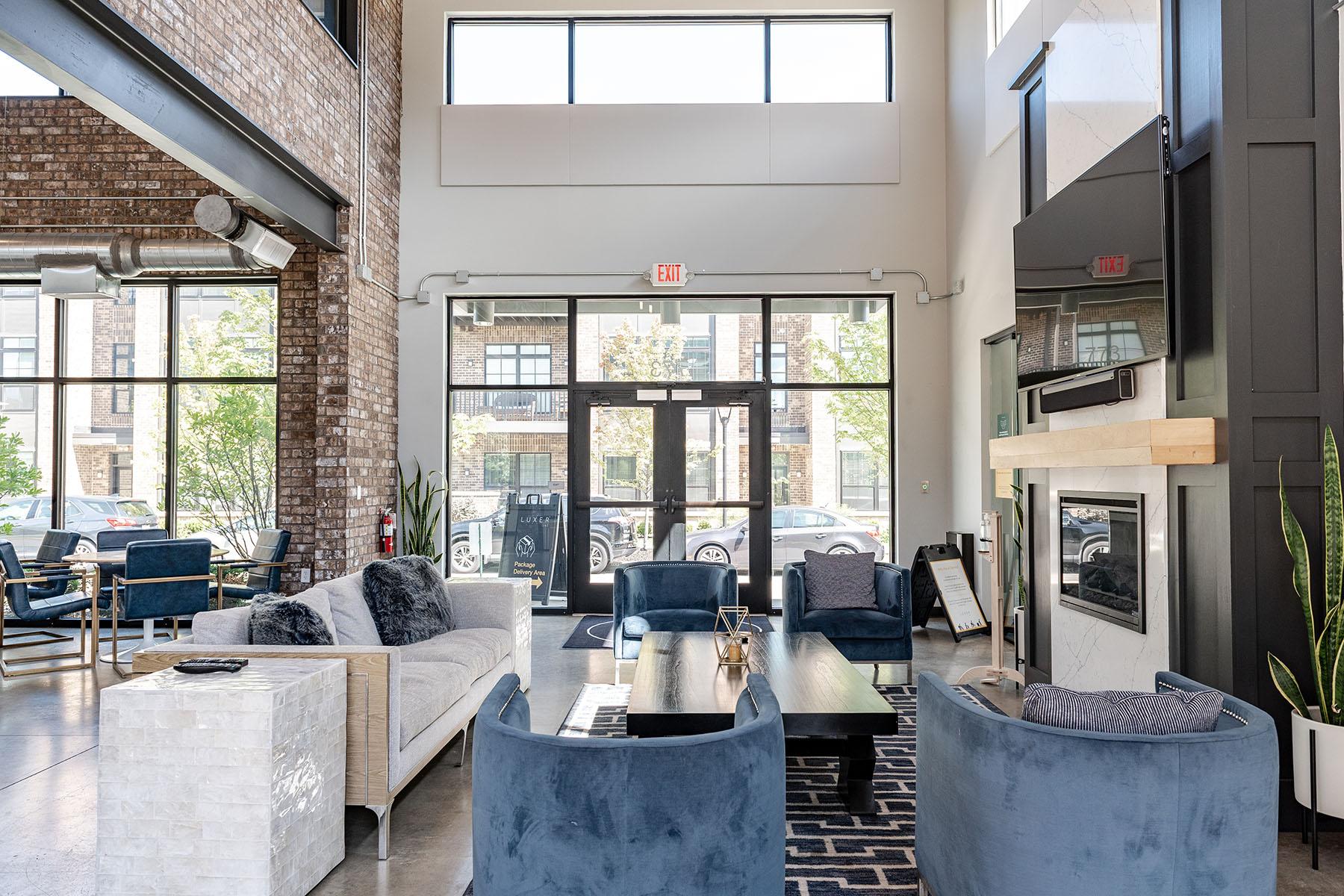 Community Room Lounge 2