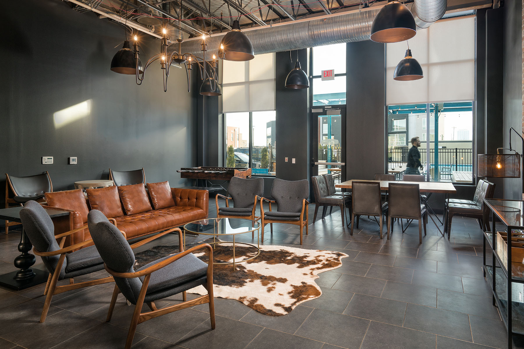 Community Room Lounge