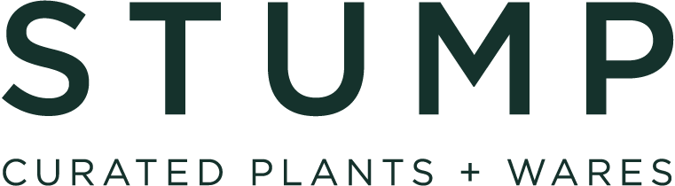 Stump Logo - Green