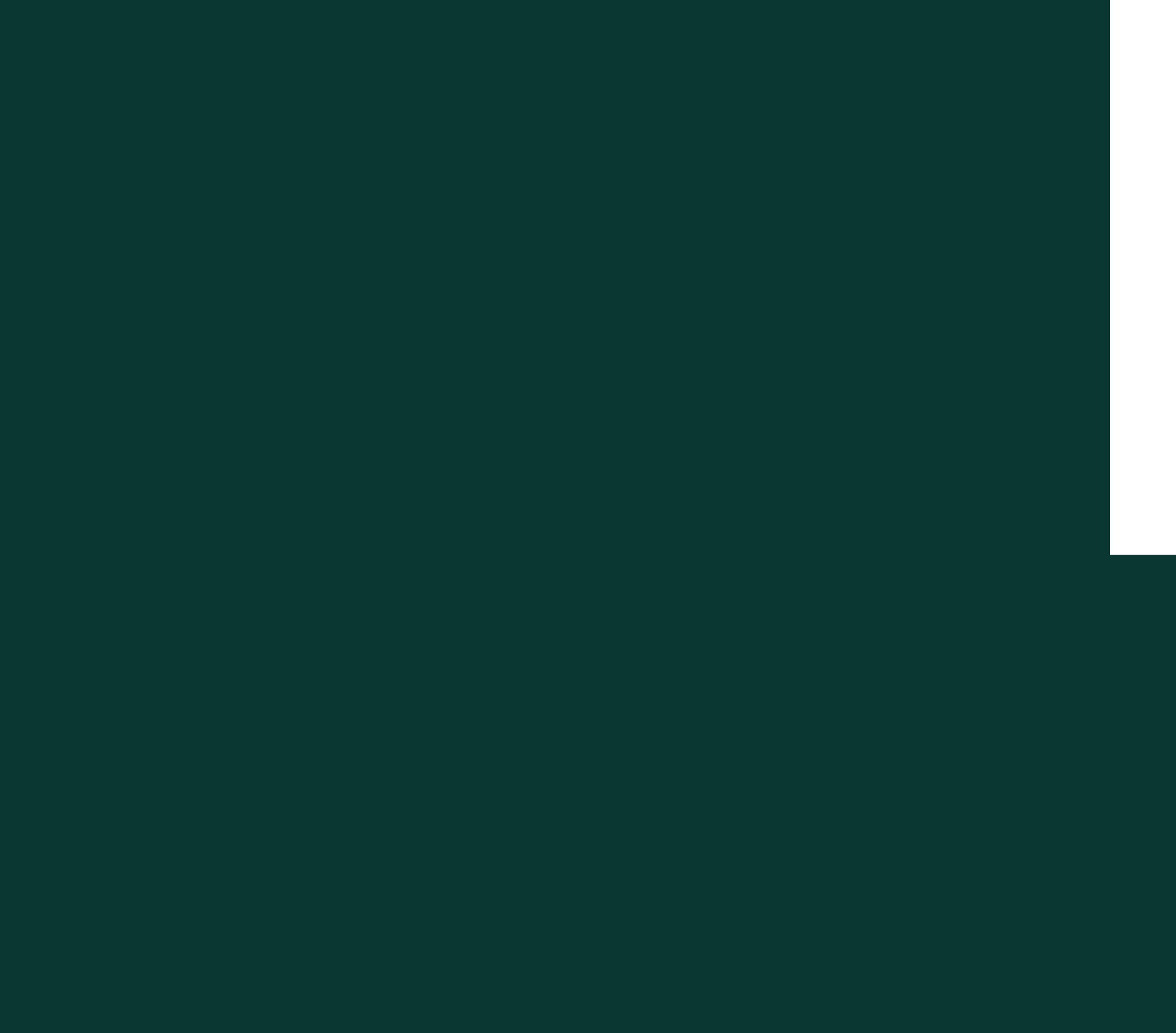 Hoof Hearted Logo - Green