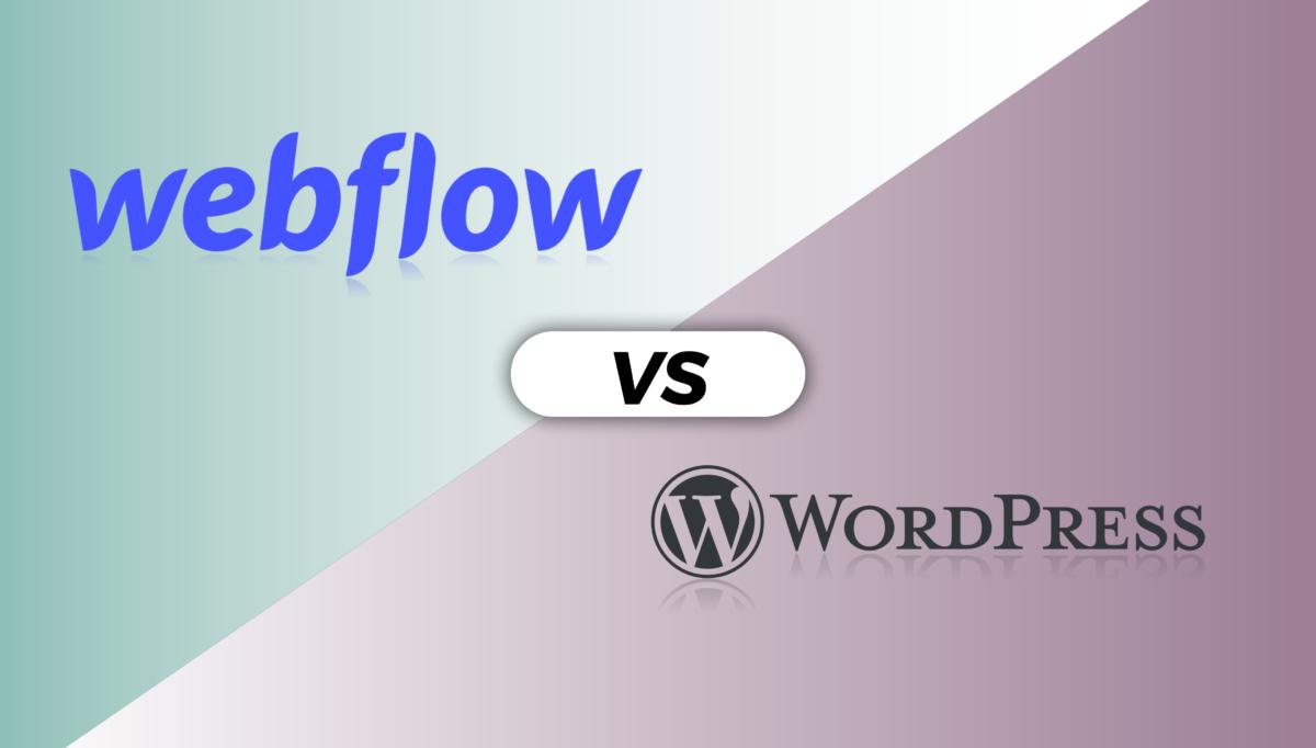 Webflow vs. Wordpress: Därför valde vi Webflow