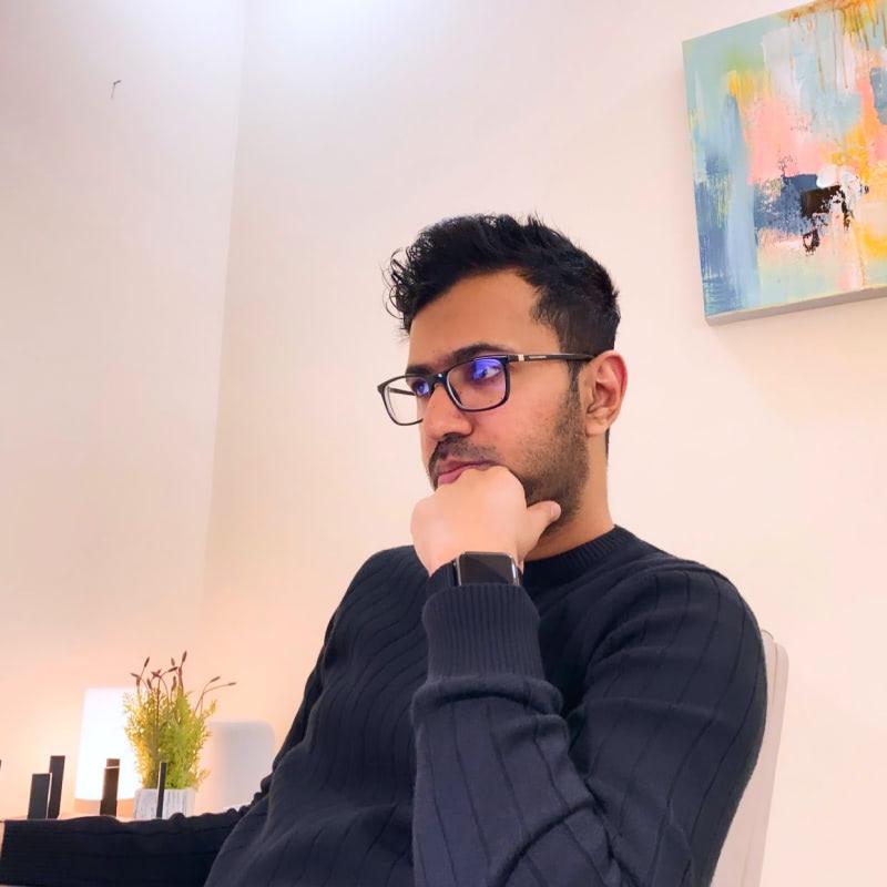 Saad Irfan - Developer