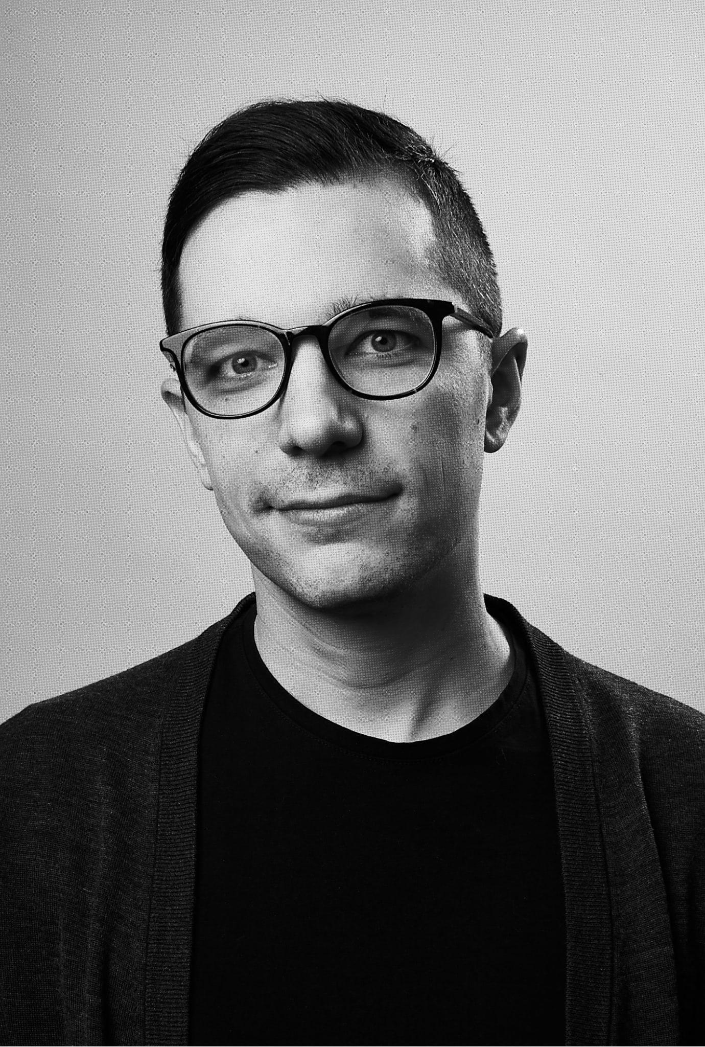 Headshot of Jason Debiak