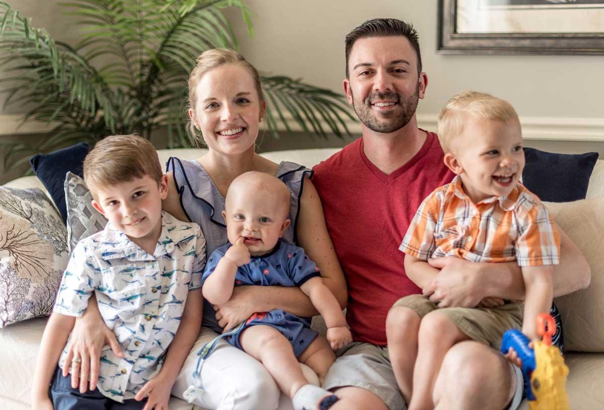 Burks Family photo
