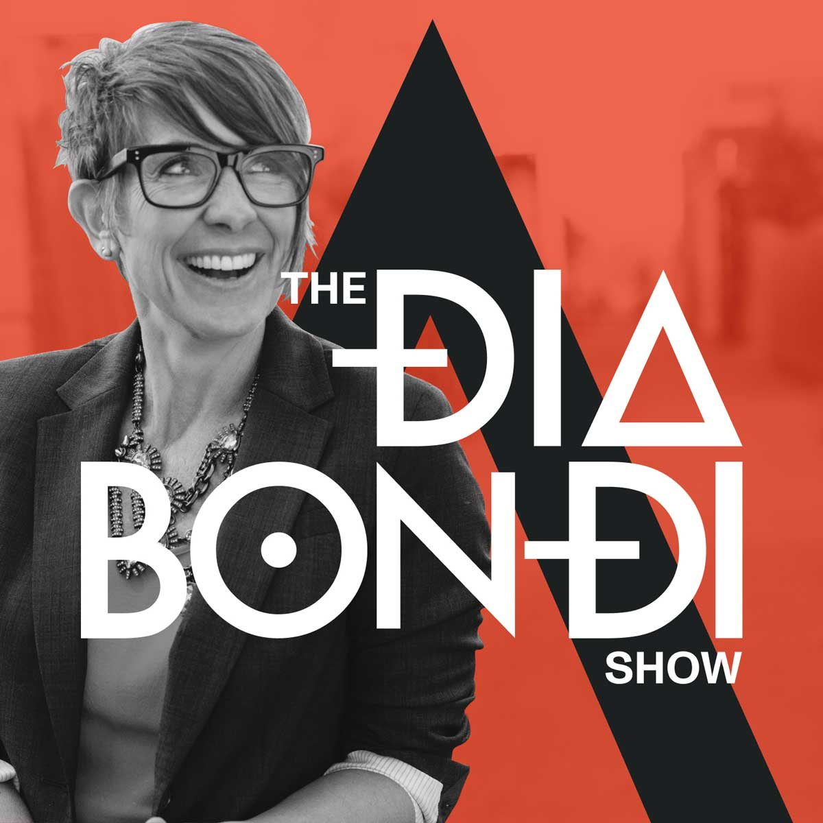 The Dia Bondi Show Banner