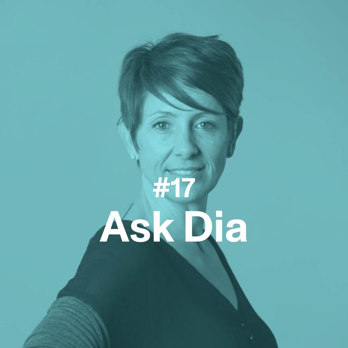 Ask Dia: Presenting to my Execs and Defending Myself