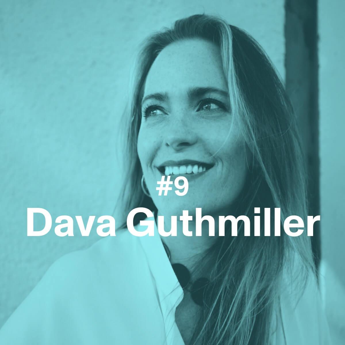 Wading Through the Dark with Dava Guthmiller