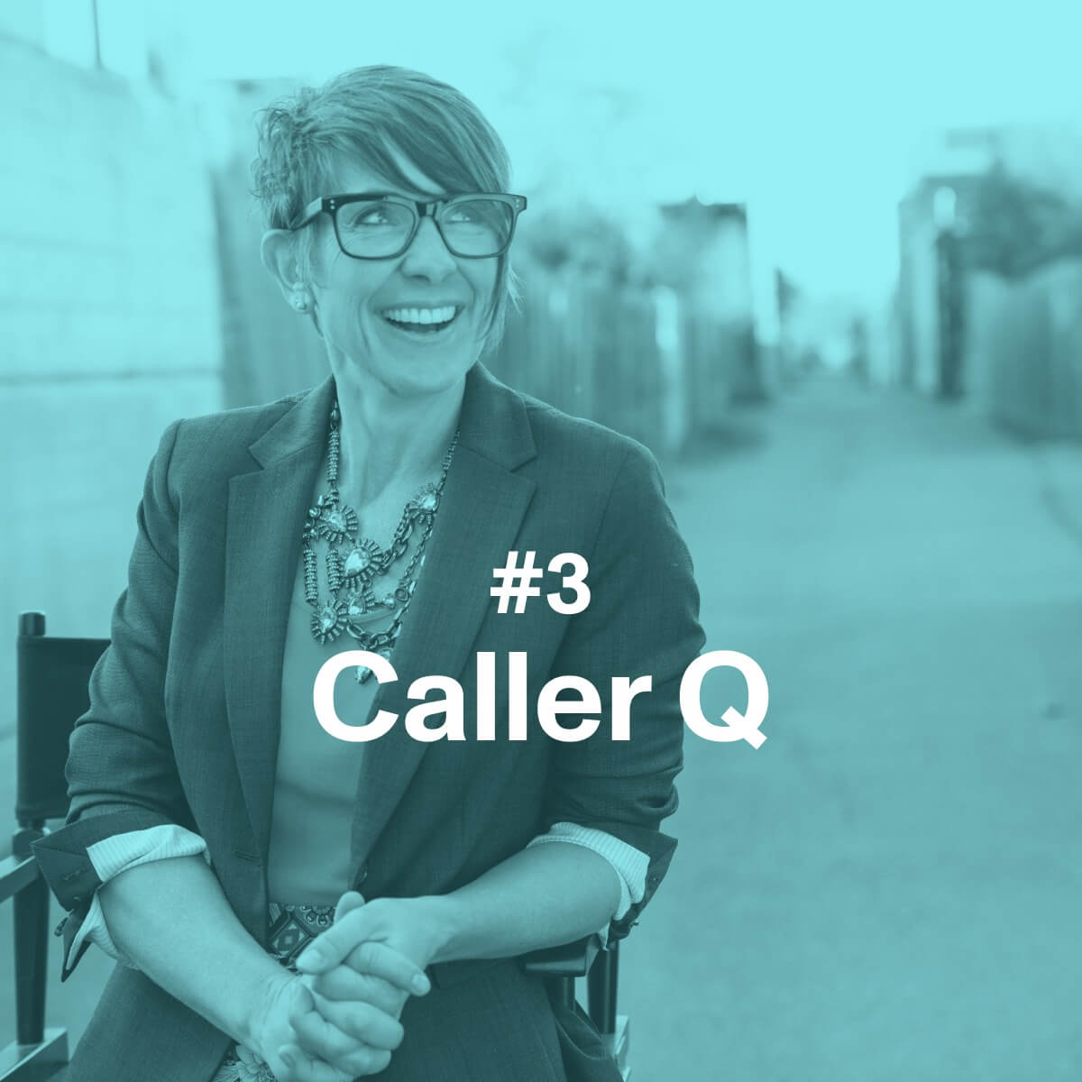 Caller Q: She Wants Adventure and has to Make a Big Ask to do it.