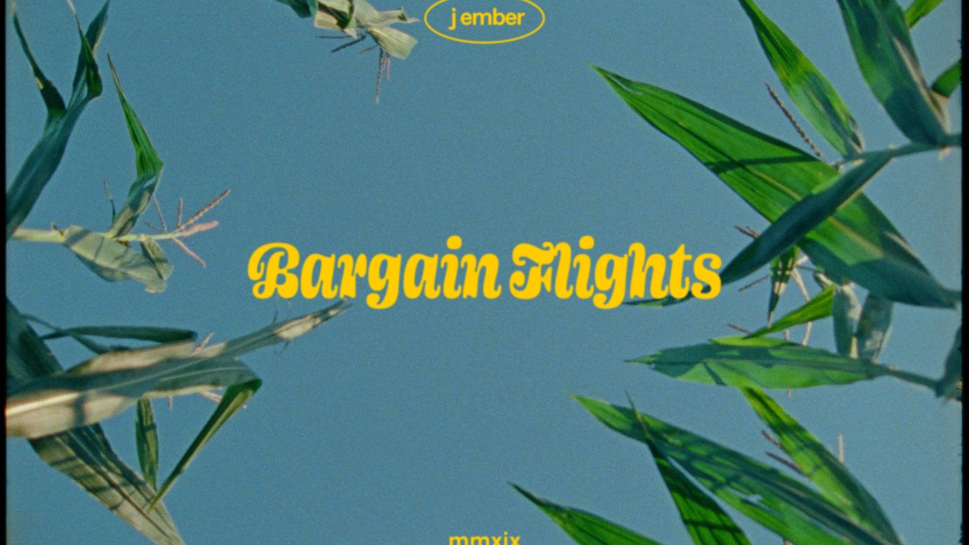 Bargain Flights