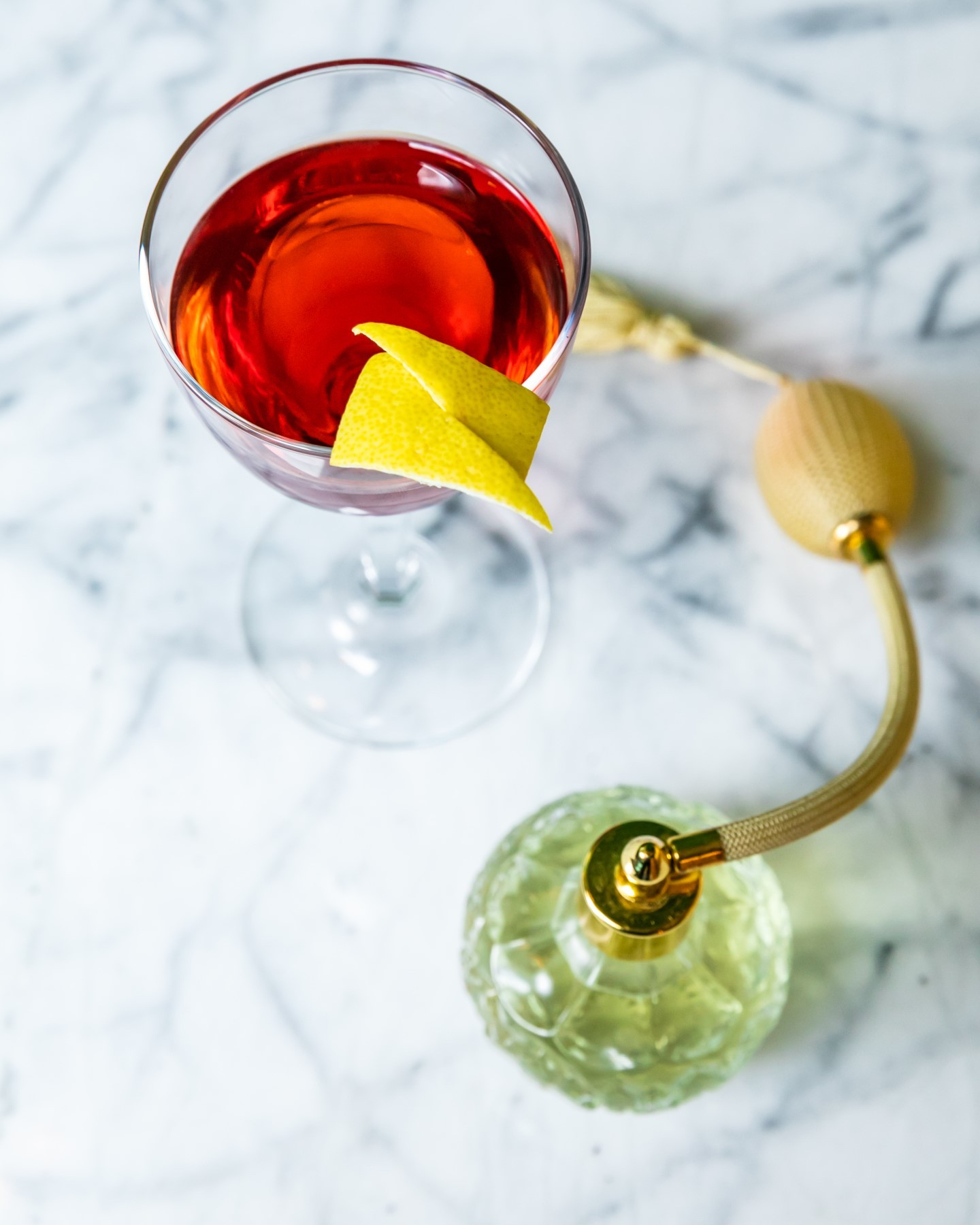 The Nola Sazerac is our strongest tipple. Have you braved one yet?