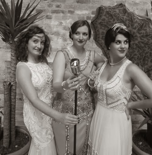 The Haywood Sisters bring sensational harmonies and Jazz classics guaranteed to get you 'In The Mood.'