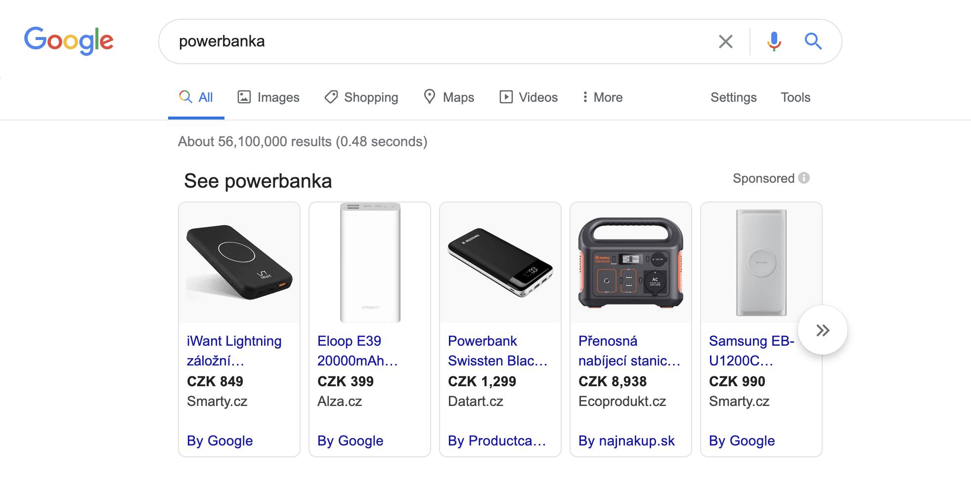 Novinka týdne – Nákupy Google právě přidali Shopify & Paypal