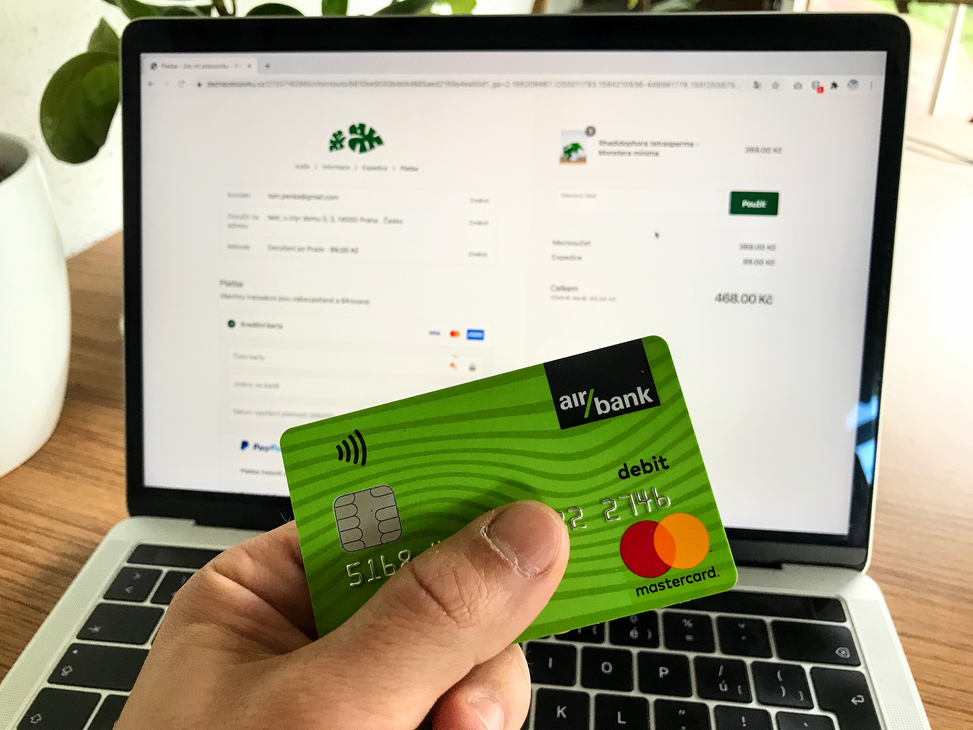 Jakou zvolit platební bránu na Shopify?