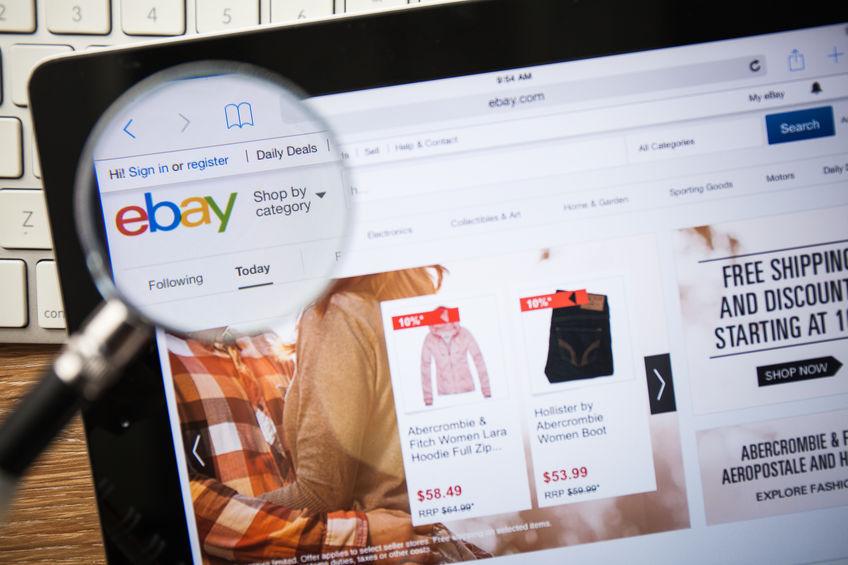 Začněte prodávat na eBay